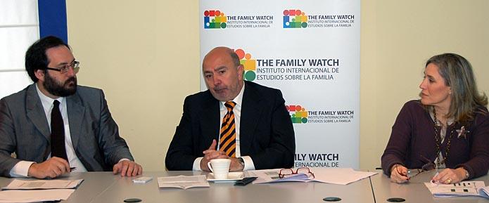 2014 – III Barómetro de la Familia
