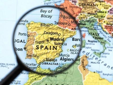 El mapa de la edad | Las calles con más niños y más mayores de España.
