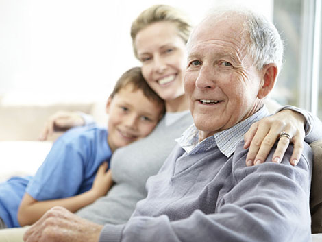 Aging Parents And The Gift Of Safety