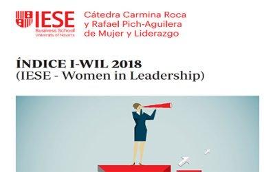 Índice I-Wil 2018 (IESE – Women in Leadership)