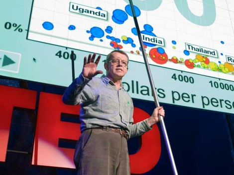 Las 5 últimas predicciones de Hans Rosling, el profeta de la demografía