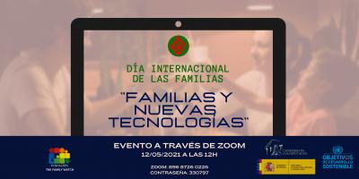 Día Internacional de las Familias 2021