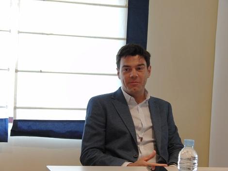 XCII Encuentro TFW: Joaquín Pérez Da Silva, secretario general de USO