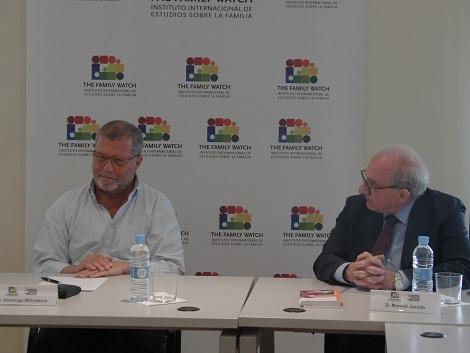 Encuentro con Domingo Malmierca, director general adjunto de «Aprender a Mirar»