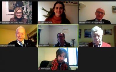Encuentro con D. Ignacio Bernar, empresario y terapeuta de parejas.