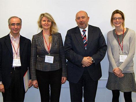 Reunión Anual del Consorcio del Proyecto Europeo FamiliesAndSocieties