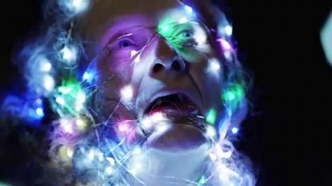 Las verdaderas luces de Navidad