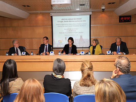 Presentación del libro «The Home: Multidisciplinary Reflections»