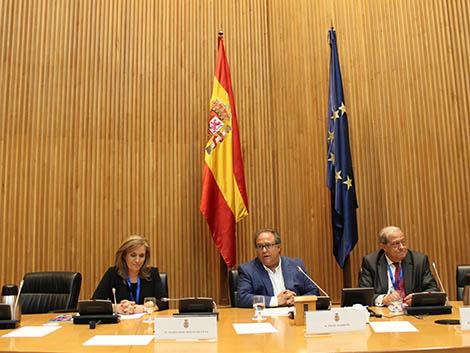 La conciliación y ayudas contra la crisis demográfica, reclamaciones a los políticos en el Día de las Familias