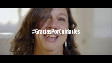 #Graciasporcuidarles – Danone