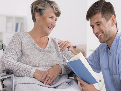 100. Atención al Dependiente: el cuidado informal
