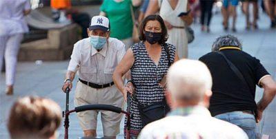 La caída de la natalidad por la pandemia agrava todavía más el envejecimiento de la población