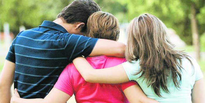 «La peor violencia contra un niño es dejarlo crecer sin sentir cariño»