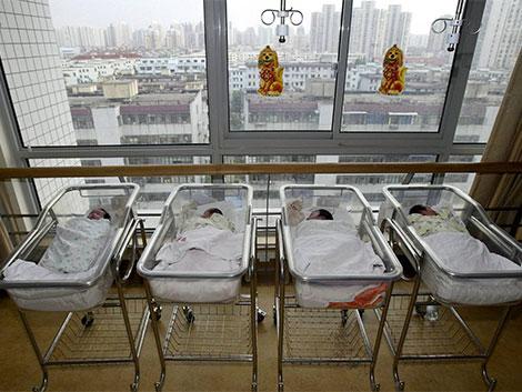 En busca de un hijo 'online' en China