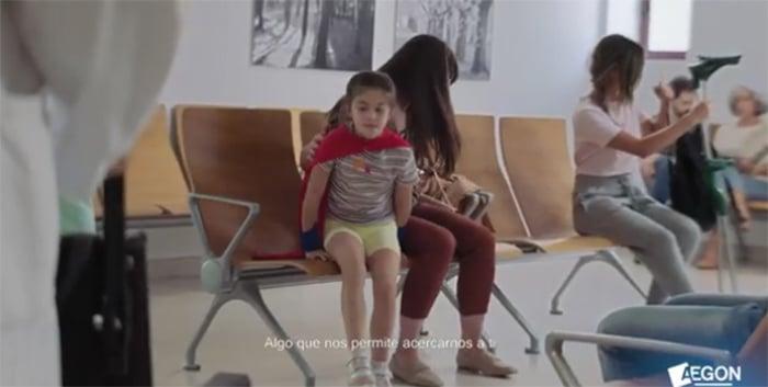#Cariñoterapia – AEGON