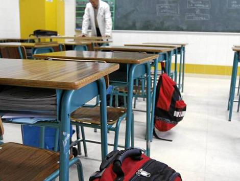 Profesores agredidos o amenazados cada 32 horas