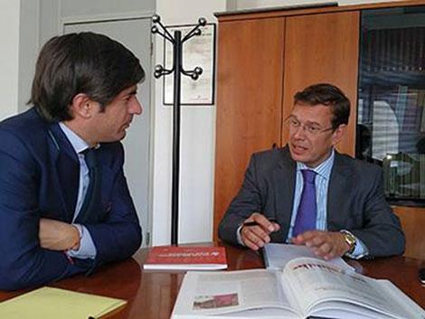 Reunión con el Director General de Familia de la Comunidad de Madrid