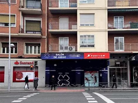 Control de acceso a casas de apuestas de Madrid, obligatorio desde hoy en los 678 locales de la región