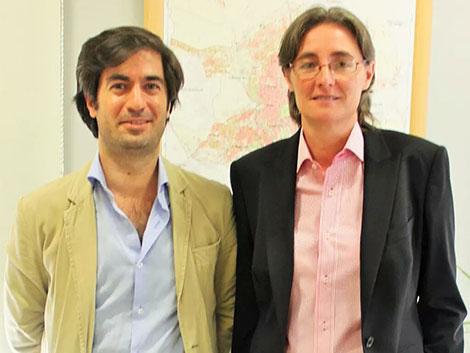 Reunión de trabajo con el Ayuntamiento de Madrid