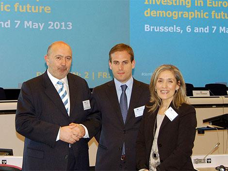 IV Foro Demográfico en Bruselas