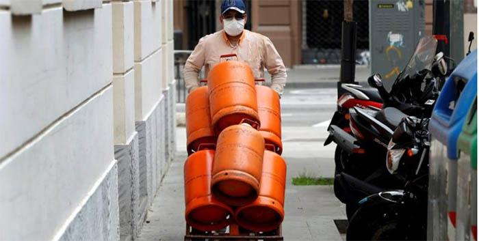 La subida del butano afecta a ocho millones de hogares en España