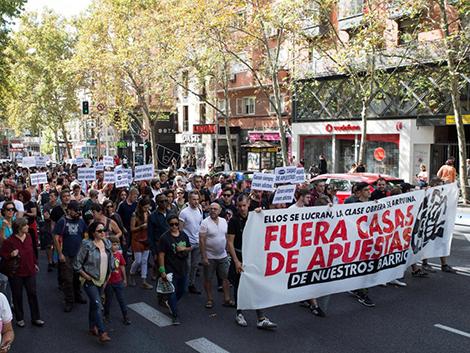 Aragón juega 62 millones de euros al año en apuestas deportivas solo en los locales