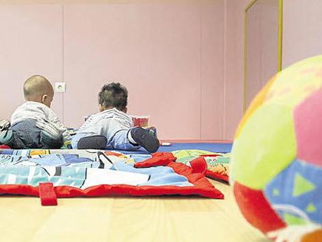 Tres niños son los únicos alumnos de un colegio de Palencia