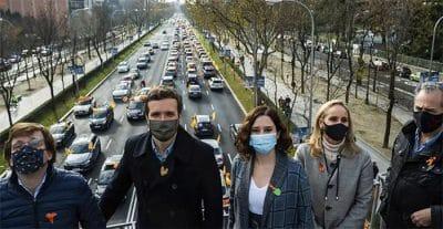 Isabel Díaz Ayuso convertirá Madrid en el epicentro de la rebelión contra la Ley Celaá