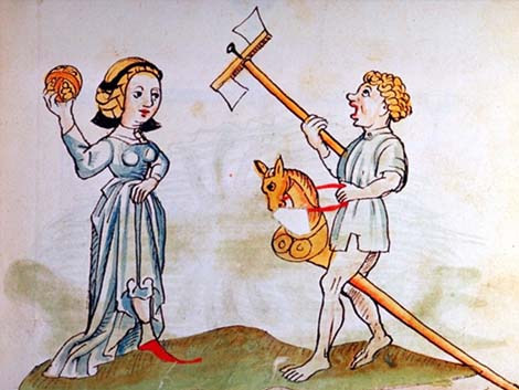 What you didn't know about children in the middle ages