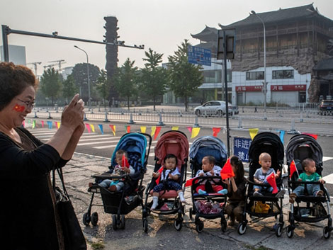 China's ongoing baby decline