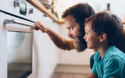 Las mejores técnicas para enseñar a cocinar a tus hijos