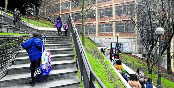 Educación prevé que Euskadi pierda en diez años el 20% de escolares de Infantil