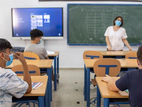 Los profesores andaluces se rebelan contra los planes de vuelta a clase