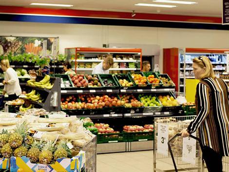 Un país contra el desperdicio de comida
