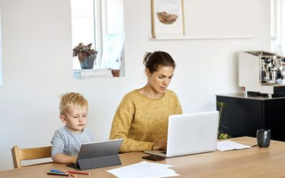 Parenting And Working From Home During A Pandemic? You Can Do It!