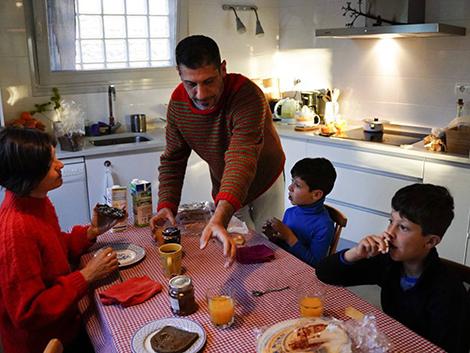 Más de la mitad de los trabajadores no pueden flexibilizar su horario para cuidar de sus hijos