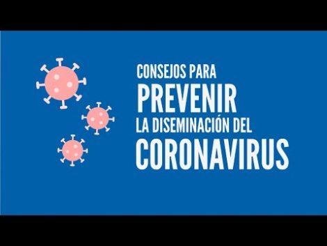 Ante el coronavirus #yomequedoencasa