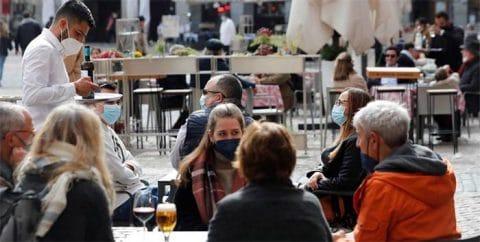 El consumo repunta en el inicio de marzo tras el levantamiento de las restricciones