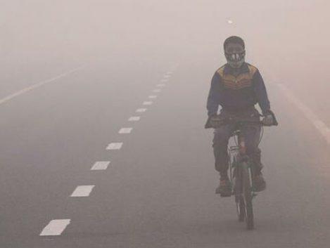 La contaminación ya recorta en 20 meses la esperanza de vida de los niños que están naciendo ahora