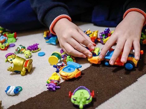 El estrés de los niños en el confinamiento: rabietas, sueño cambiado y falta de concentración