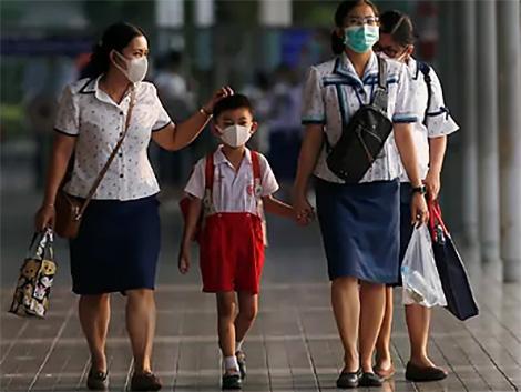 La gravedad de los síntomas del coronavirus es inferior en los niños