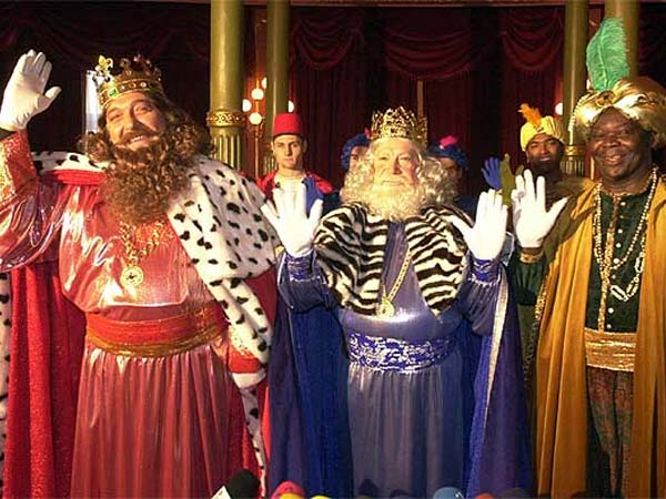 Queridos Reyes Magos
