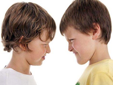 Claves para evitar las peleas entre hermanos