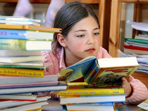 Diez trucos fáciles para fomentar la lectura en sus hijos