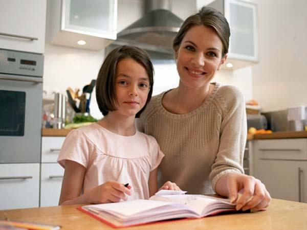 Objetivo: que los hijos hagan solos los deberes