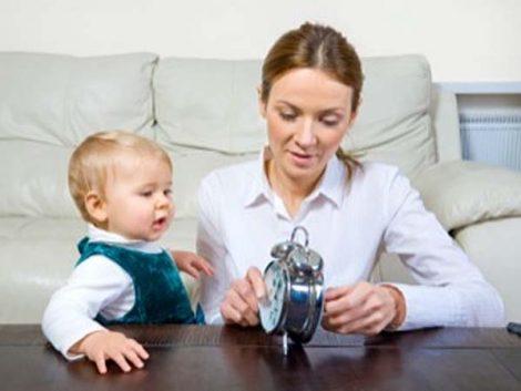 Maternidad y excedencia