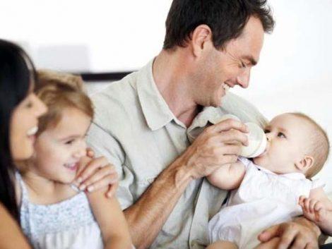 7 rasgos que hacen de los padres y madres buenos emprendedores