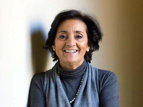 """Rafaela Santos: """"Hay que aceptar la realidad adversa sin resignación y pasar por el dolor"""""""