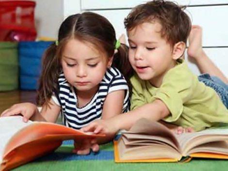 Cómo fomentar la lectura infantil en familia