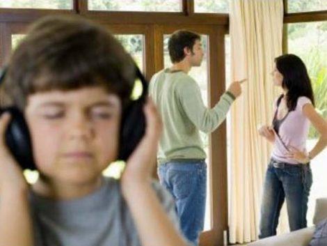 Cómo contarle a los hijos que sus padres se divorcian